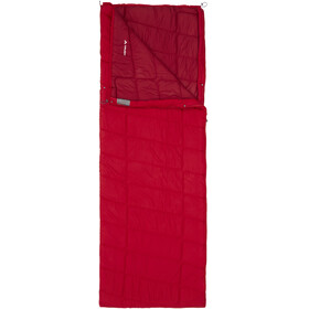 VAUDE Navajo 500 Syn Sleeping Bag dark indian red